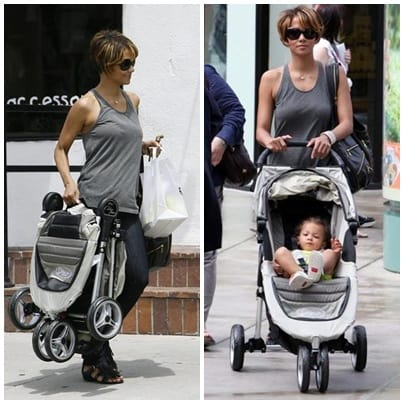 Halle Barry Jogger City Mini