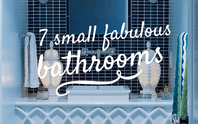 7 small fabulous bathroom designs busy city mum small bathroom ideas sisterspd