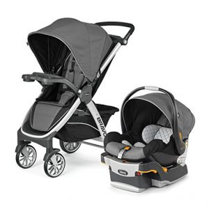 Bravo Trio Travel System