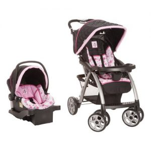 Disney Saunter Luxe Travel System