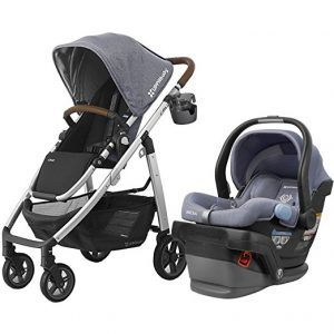 UPPAbaby Cruz Stroller And Car Seat