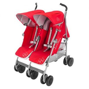 Maclaren Twin Techno Stroller
