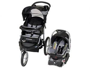 baby trend expedition jogger travel system image