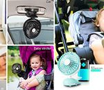 baby stroller fan the top 5 reviews for keeping your baby cool in 2018