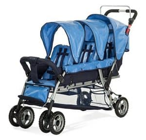 child craft sport multi child triple stroller