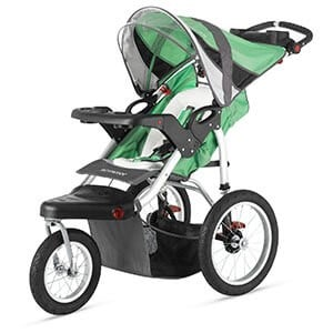 schwinn turismo single jogger