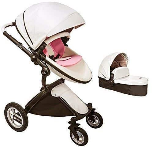 Kid1st Egg Stroller Vista Travel System
